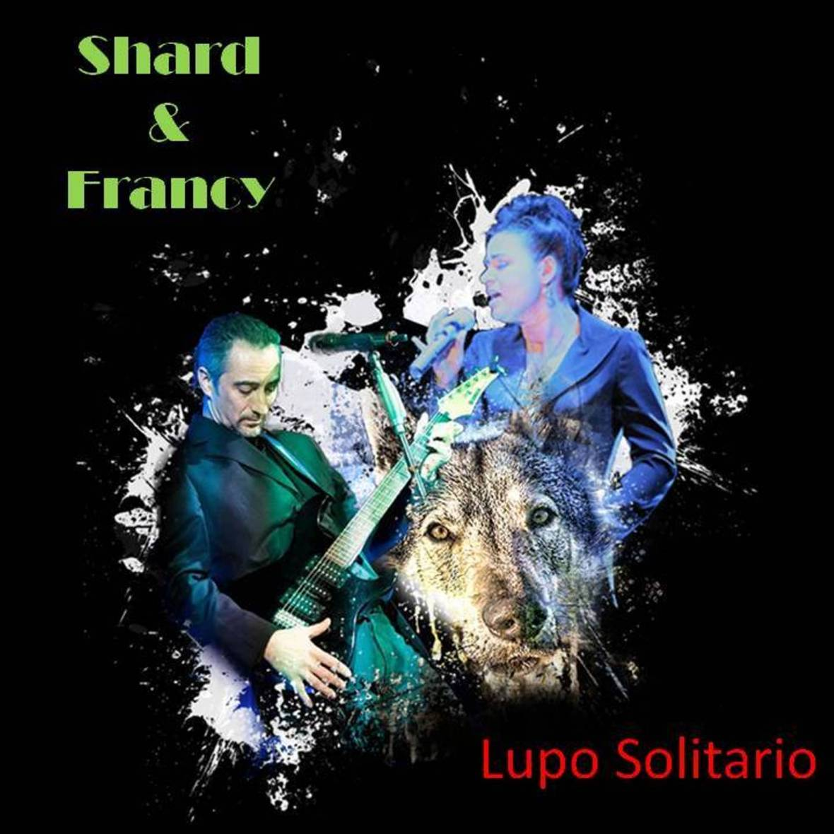 Cover Lupo solitario Shard & Francy2
