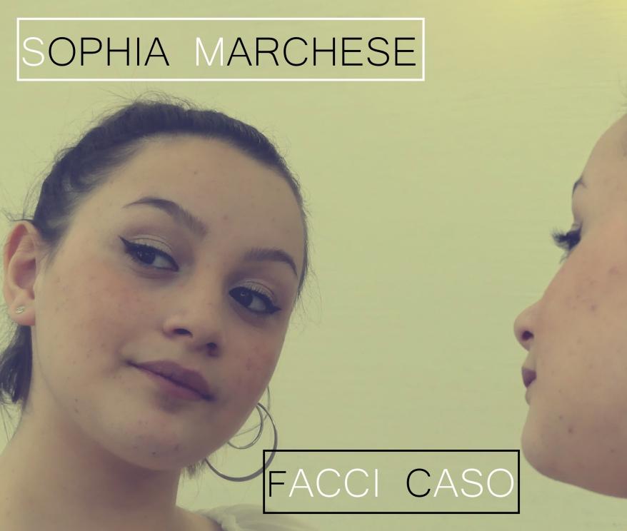 SOPHIA MARCHESE COVER SINGOLO FACCI CASO